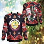 Qatar Christmas - Santa Claus Ho Ho Ho Sweatshirt