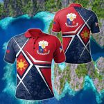 The Philippines - Filipino Legend All Over Print Polo Shirt