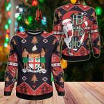 Fiji Christmas - Santa Claus Ho Ho Ho Sweatshirt