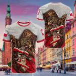 Poland - Eagle Sword All Over Print T-shirt