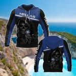 Customize Greece Coat Of Arms - Reaper All Over Print Hoodies