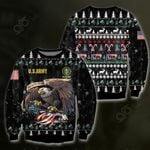 US Army Veteran Ugly Sweatshirt