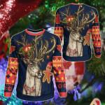Canada Christmas - Cute Christmas Moose Sweatshirt