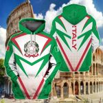 Italy - New All Over Print Shirts