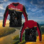 Customize Moldova Coat Of Arms - Reaper All Over Print Hoodies