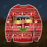 Kenya Ugly Christmas Sweatshirt