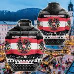 Austria Christmas All Over Print Hoodies