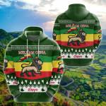 Ethiopia Christmas All Over Print Hoodies