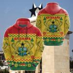 Ghana Christmas Afishapa All Over Print Shirts