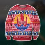 Tahiti Ugly Christmas Sweatshirt