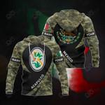 Customize Mexico - Acapulco Seal Camo All Over Print Hoodies