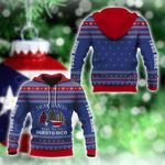 Customize Puerto Rico Christmas - Take Me To Puerto Rico All Over Print Hoodies