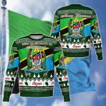 Tanzania Christmas Sweatshirt