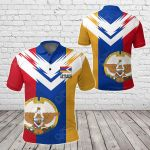 Artsakh New Release All Over Print Polo Shirt