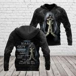 March Guy Skull All Over Print Shirts