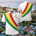 Congo Special Flag - Republic of the Congo All Over Print Polo Shirt