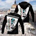 Customize Mexican Girl Ver2 All Over Print Hoodies