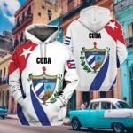 Cuba New Release All Over Print Shirts