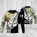 Customize Australia Army Veteran All Over Print Hoodies