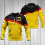 Germany Style All Over Print Hoodies