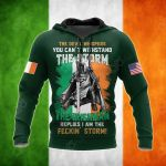 Ireland - The Irishman All Over Print Shirts