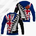 British Army Anzac Day All Over Print Hoodies