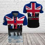 British Armed Forces All Over Print Polo Shirt