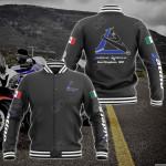 (Custom) Mexico - Latino Riders All Over Print Varsity Jacket