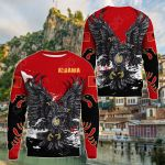 Albania Special Golden Eagle Sweatshirt