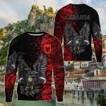Double-headed Eagle Of Albania Special Sweatshirt