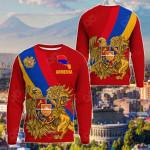 Armeria Special Flag All Over Print Shirts