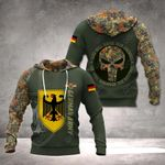 German Army Special All Over Print Hoodies