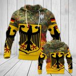 Germany Coat Of Arms Version All Over Print Hoodies