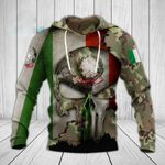 Italian Army Special All Over Print Hoodies