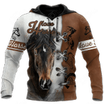 Love Horse All Over Print Shirts