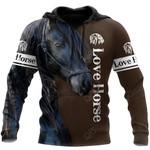 Love Horse V2 All Over Print Shirts
