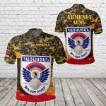 Armenian Army All Over Print Polo Shirt