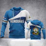 Customize Honduras Special All Over Print Hoodies