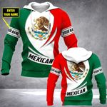 Customize Mexico Special Style All Over Print Hoodies