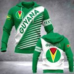Customize Guyana Special Style All Over Print Hoodies