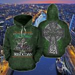 Ireland Irish Pride - The Irishman All Over Print Hoodies
