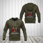 Customize Trinidad And Tobago Coat Of Arms Hoodies