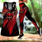 Amazing Hawaii Polynesian Tattoo Deluxe Hollow Tank Top Or Legging