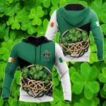 Ireland - Irish Patrick's Day All Over Print Shirts