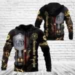 Customize November Spartan Lion Warrior All Over Print Shirts