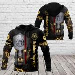 Customize October Spartan Lion Warrior All Over Print Shirts