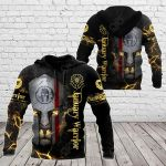 Customize January Spartan Lion Warrior All Over Print Shirts