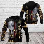 Customize April Spartan Lion Warrior All Over Print Shirts
