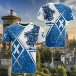 Scotland Celtic - Scottish Legend All Over Print T-shirt