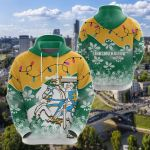 Lithuania Christmas Oak Leaves - Lietuva All Over Print Shirts
